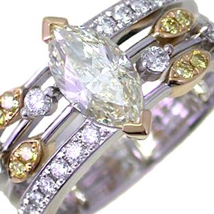 オーダーメイド婚約指輪のイメージ