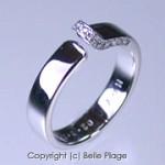 マリッジリング(結婚指輪):M-001