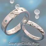 マリッジリング(結婚指輪):M-006