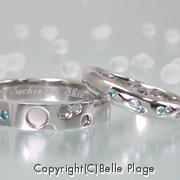 オーダーメイド結婚指輪ギャラリー