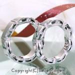 マリッジリング(結婚指輪):M-007