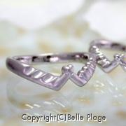 ゆびきりのマリッジリング(結婚指輪):M-009