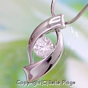 ダイヤモンドペンダント:N-033